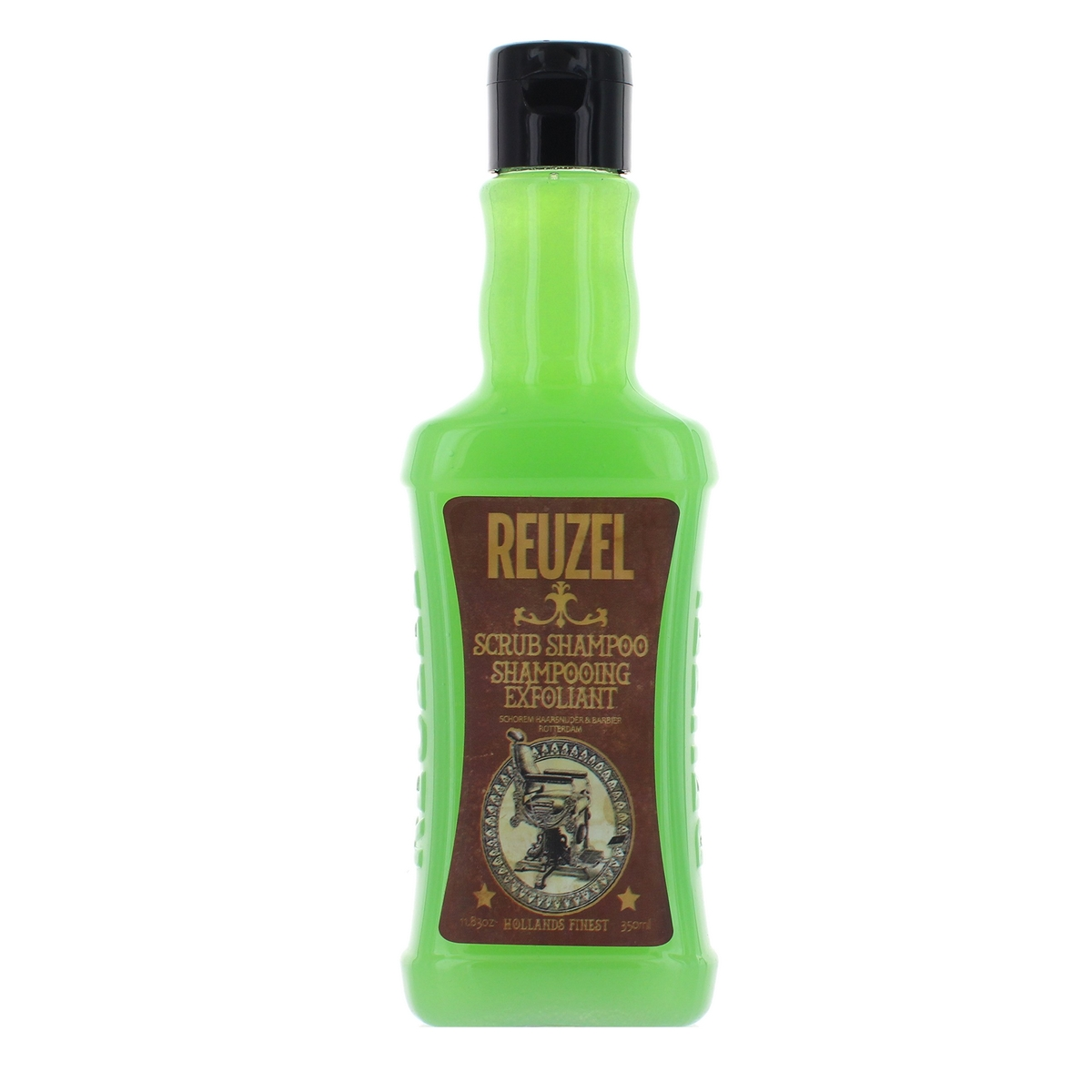 Giầu Gội Reuzel Scrub Shampoo Mens Hair Care 11.83oz - 350g