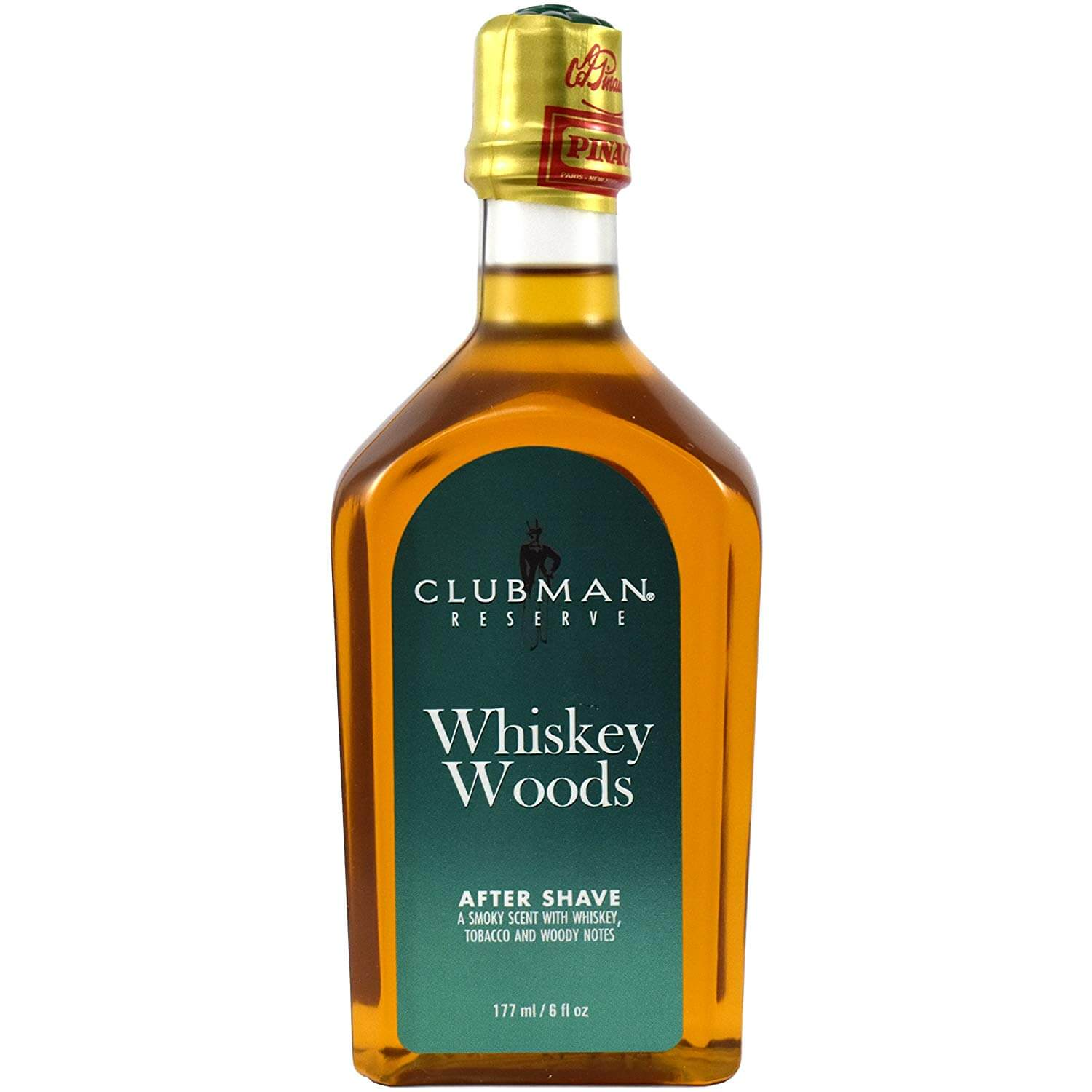 Nước Dưỡng Clubman Reserve - Whiskey Woods After Shave - 177ml
